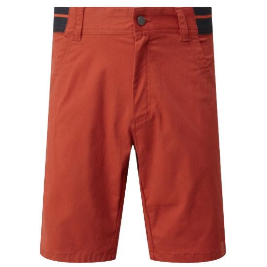 Rab Zawn Shorts - Red Clay