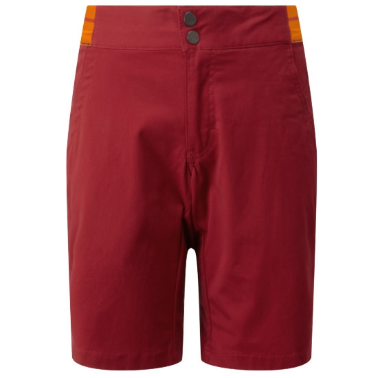 Rab Zawn Shorts Wmns -  Crimson