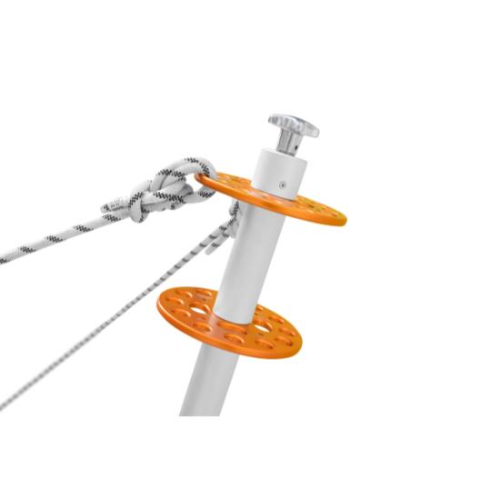 Kong 4D Pole - Foto de detalle