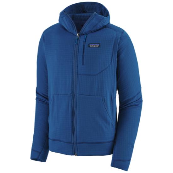 Patagonia R1 Full Zip Hoody - Superior Blue