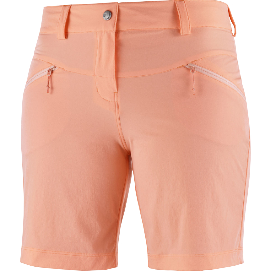 Salomon Wayfarer LT Short W - Papaya