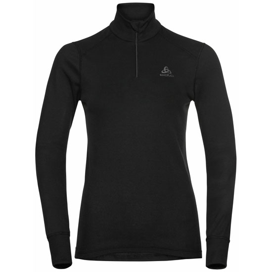 Odlo Turtleneck Baselayer Top W - Black