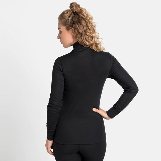 Odlo Turtleneck Baselayer Top W - Foto de detalle