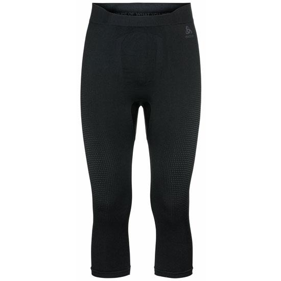 Odlo Performance Warm Eco Baselayer 3/4 Pant - Black