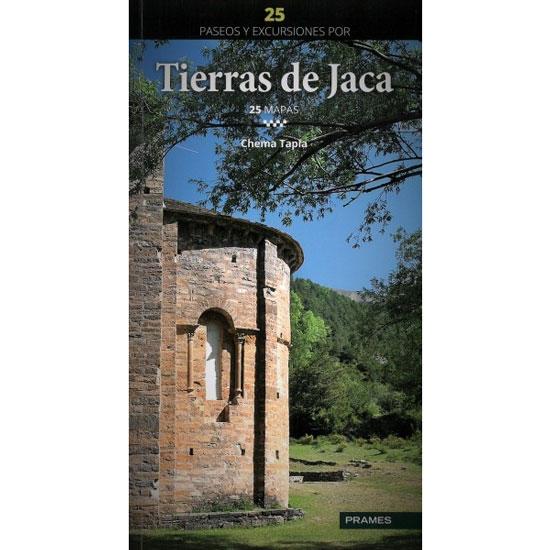 Ed. Prames 25 Paseos Y Excursiones Tierrras Jaca -