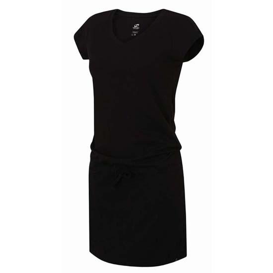 Hannah Catia II Dress - Anthracite