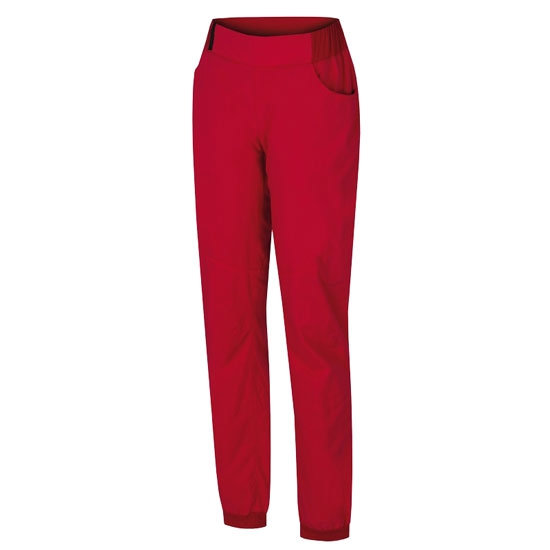Hannah Dominica Pant W - Bright rose
