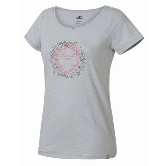 Hannah Karmela T-Shirt W - Glacier gray