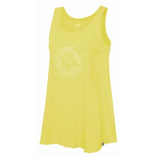 Hannah Sivius Top W - Limelight