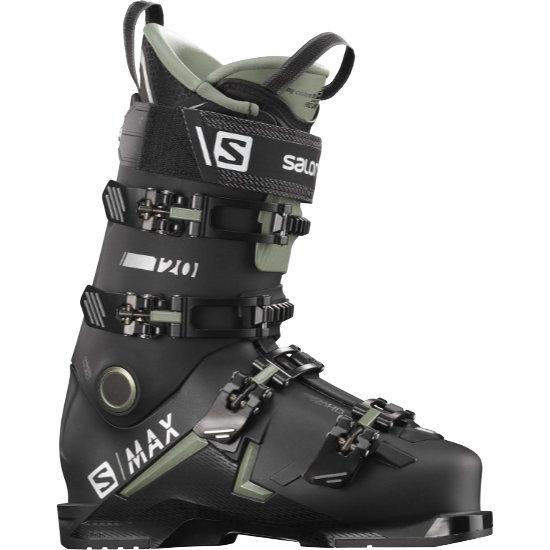 Salomon S/MAX 120 Thermoformable - Black