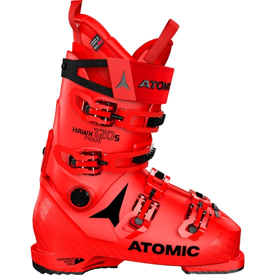 Atomic Hawx Prime 120 S Thermoformable - Red/Black