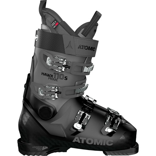 Atomic Hawx Prime 110 S Thermoformable - Black/Anthracite