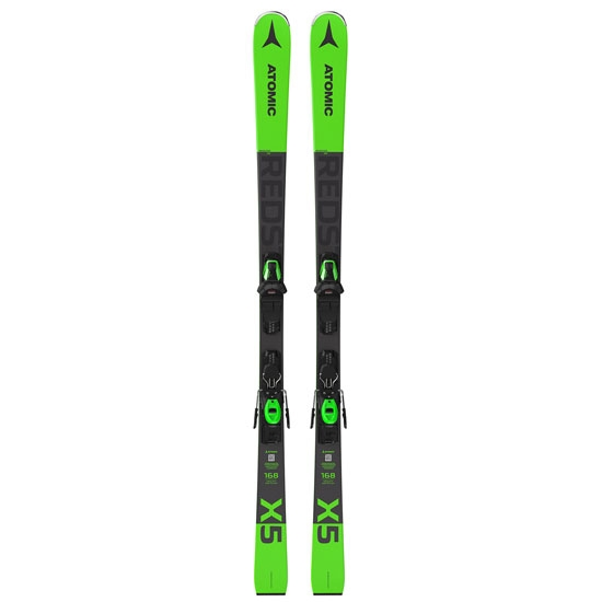 Atomic Redster X5 + M 10 GW - Green/Grey