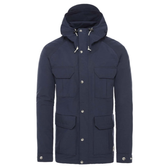 The North Face Mountain Parka - Urban Navy
