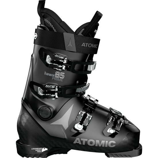 Atomic Hawx Prime 85 W Thermoformable - Black/Silver