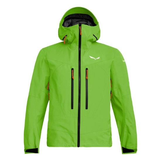 Salewa Ortles 3 Gtx Pro Jacket - Pale Frog