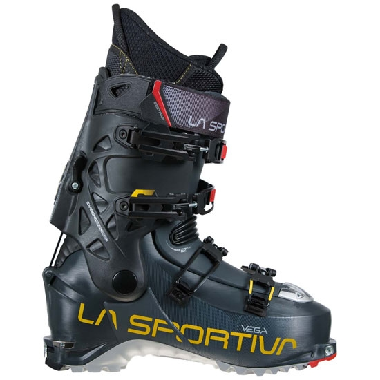 La Sportiva Vega - Carbon/Yellow