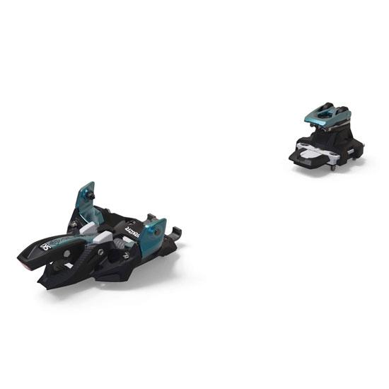 Marker Alpinist 8 - Black/Turquoise