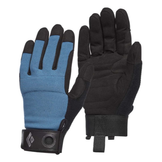 Black Diamond Crag Gloves - Astral Blue