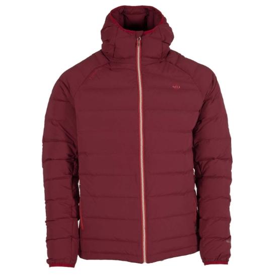 Ternua Nuptse H-Down Jacket - Rumba Red