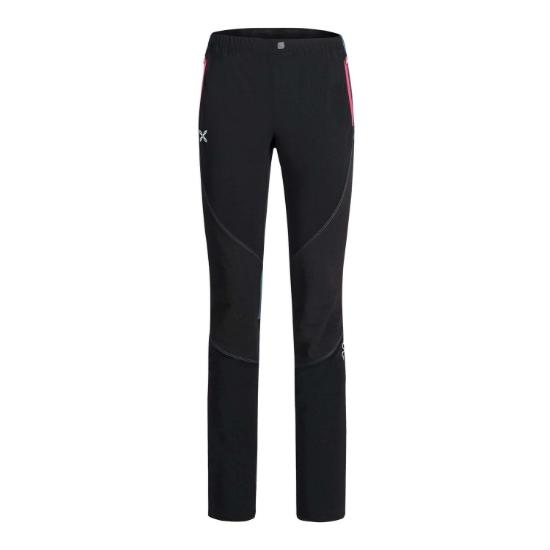 Montura Rocky -5 Cm Pants W - Nero/Blu