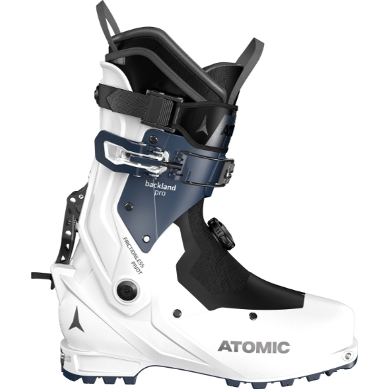 Atomic Backland Pro W Thermoformable - White/Dark Blue