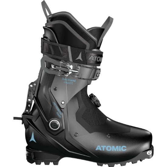 Atomic Backland Expert W - Black/Anthracite/Light