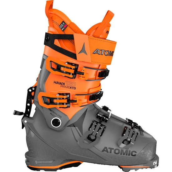 Atomic Hawx Prime Xtd 120 Tech Gw Thermoformable - Anthracite/Orange