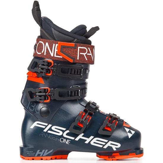 Fischer Ranger One 130 Vacuum Walk Thermoformable - Dark Blue