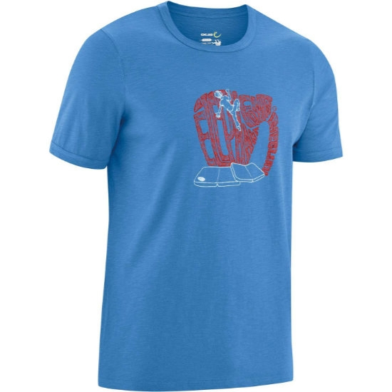 Edelrid Highball III T-Shirt - Ink Blue