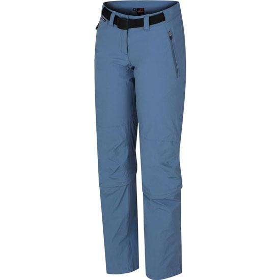 Hannah Moryn Pants W - Blue