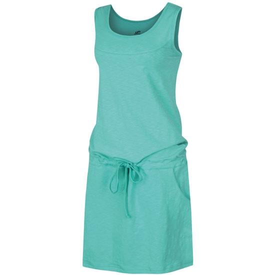 Hannah Daaria Dress W - Opal