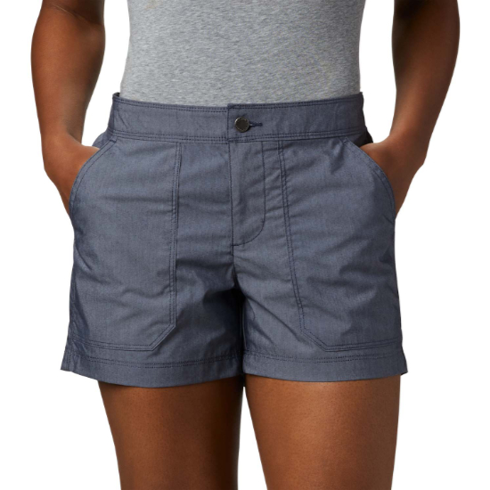Columbia Longer Days Short W - Nocturnal Heather