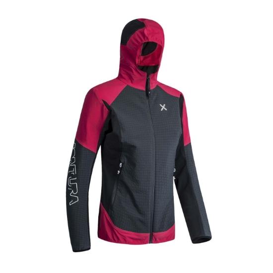 Montura Wind Resolution Hoody Jacket W - Photo of detail