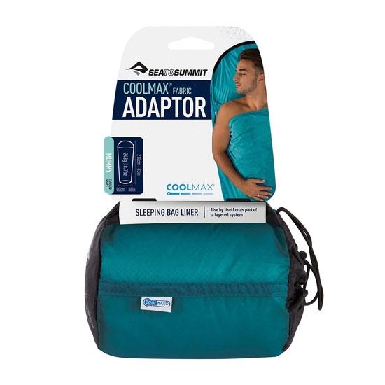 Sea To Summit Adaptor Coolmax® Mummy Liner - Detail Foto
