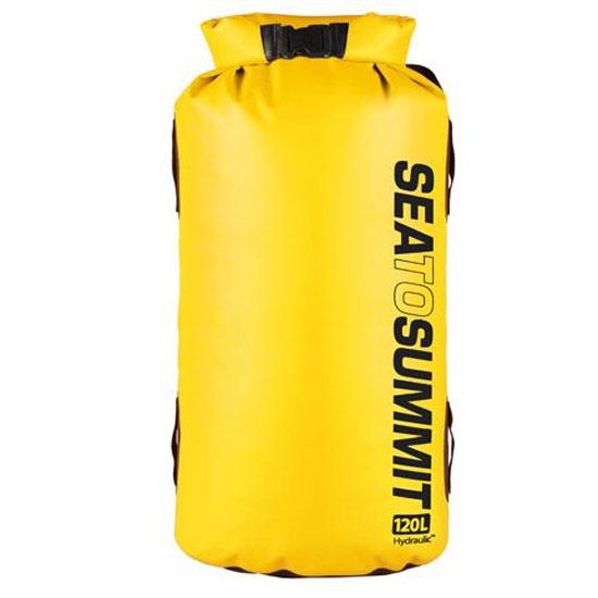 Sea To Summit Hydraulic Dry Pack W/Harness 120L - Detail Foto