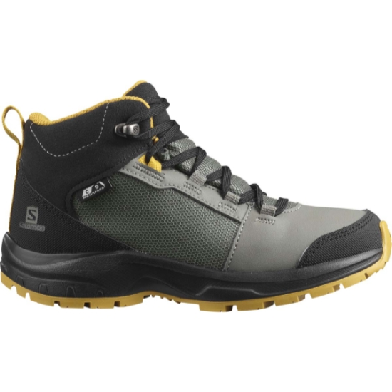 Salomon Outward Cswp Jr - Castor Gra/Bk/Arrow