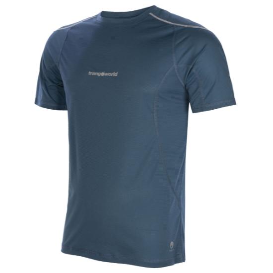 Trangoworld Camiseta Olvena - Azul Ceramica
