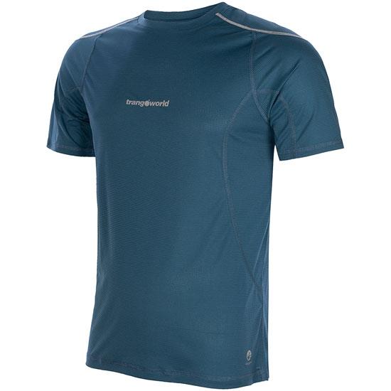 Trangoworld Azlor Shirt - Azul Ceramica