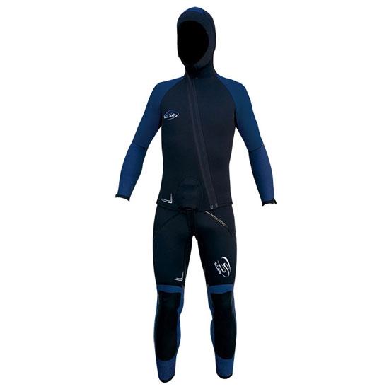 Seland Aneto Neopreno (traje completo) - Blue/Black