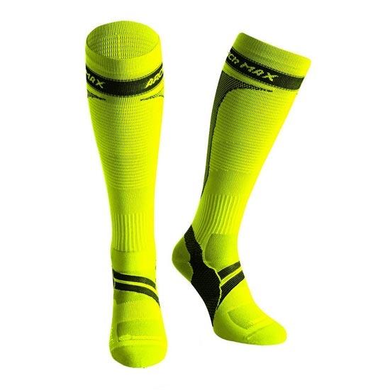 Arch Max Ungravity Ultralight Long Socks - Yellow