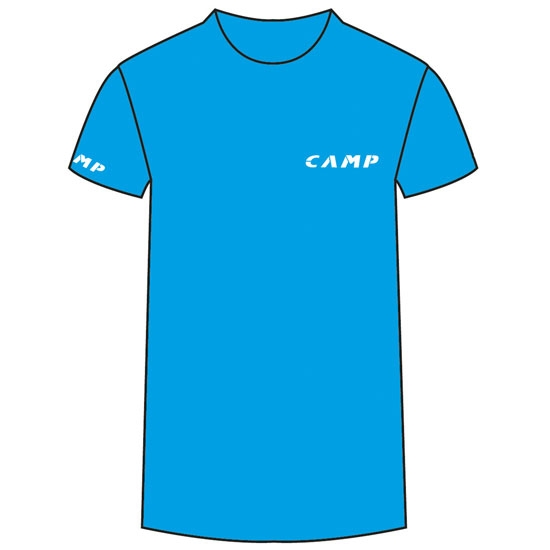 Camp Institutional Tee - Blue