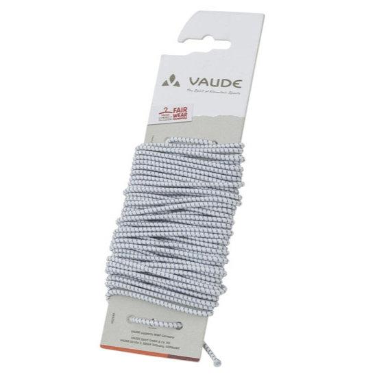 Vaude Shock Cord (10 m) - Blue/Offwhite