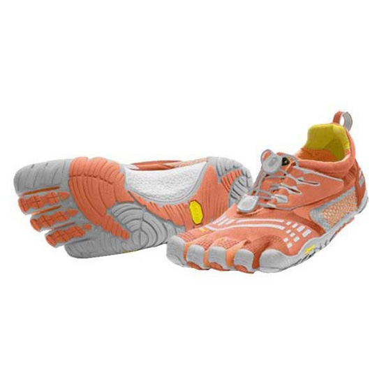 Fivefingers KMD Sport  LS W - Coral/Grey