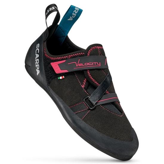 Scarpa Velocity W - Black/Raspberry