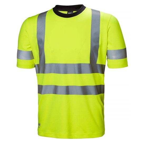 Helly Hansen Workwear Addvis T-Shirt HI-VI - Yellow