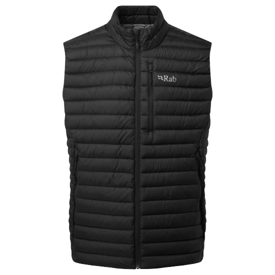 Rab Microlight Vest - Black