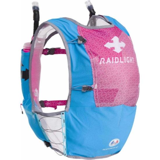 Raidlight Responsiv Vest 6 W - Blue/Pink