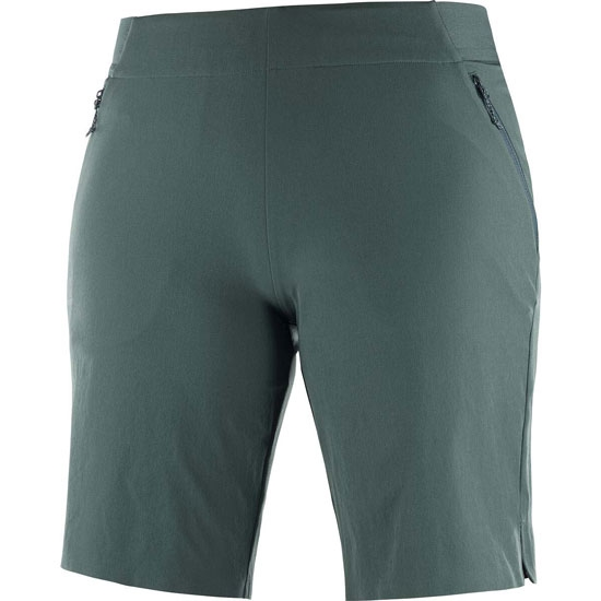 Salomon Wayfarer Pull On Short W - Green Gables