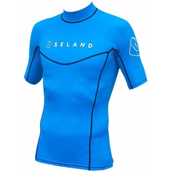 Seland Camiseta Elastán - Blue